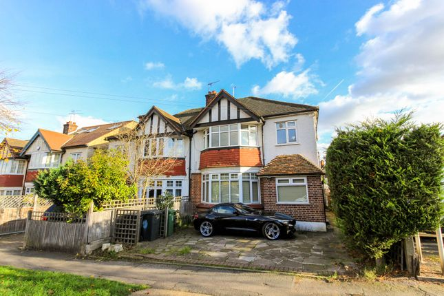 Thumbnail Flat for sale in Farnley Road, London