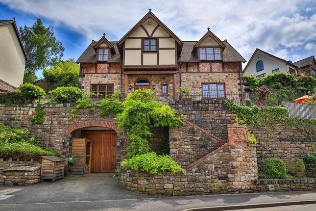 Thumbnail Detached house for sale in Tinmans Green, Redbrook, Monmouth