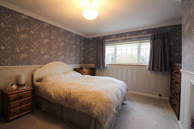 Bedroom of Shrubcote, Tenterden TN30