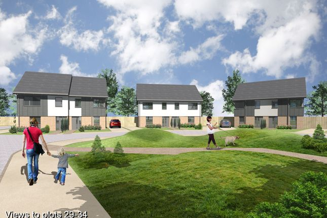 Thumbnail Flat for sale in Calico Way, Lennoxtown