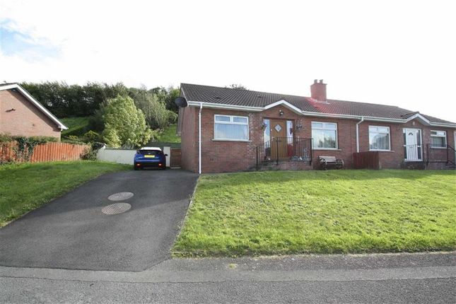 Thumbnail Semi-detached bungalow for sale in Glenlough, Ballynahinch, Down