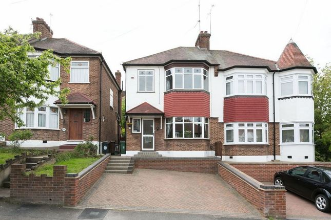 Thumbnail Semi-detached house for sale in Brindwood Road, London