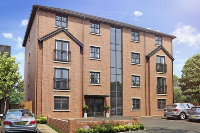 Thumbnail Flat to rent in King Edward Court, Hyde