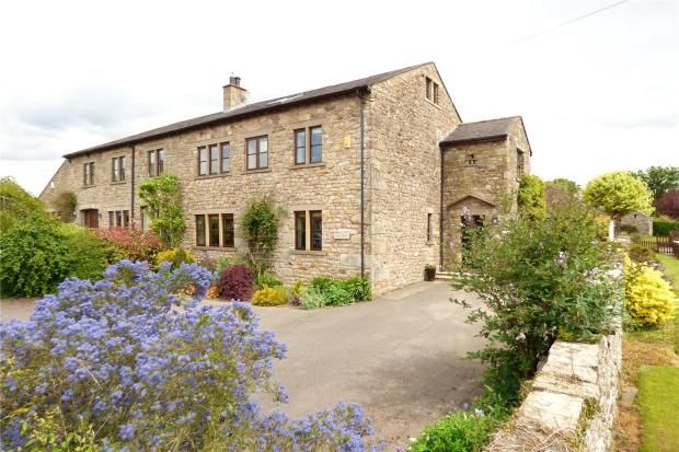 Thumbnail Semi-detached house for sale in Goss Lodge, Main Street, Arkholme