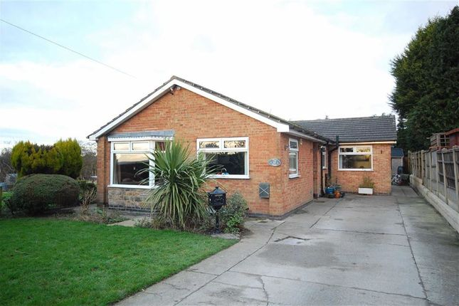 3 bed detached bungalow for sale in North Street, Newton, Alfreton