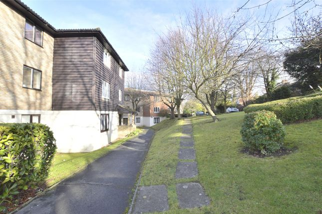 Thumbnail 1 bed flat to rent in Fairbairn Close, Purley, Surrey