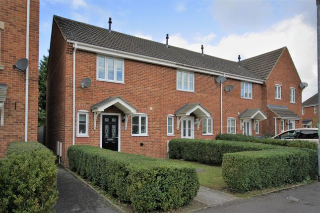 Thumbnail Semi-detached house to rent in Sprats Barn Crescent, Royal Wootton Bassett