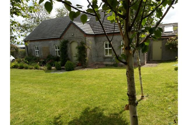 Thumbnail Detached bungalow for sale in Galdanagh Road, Dunloy, Ballymoney, Ballymena