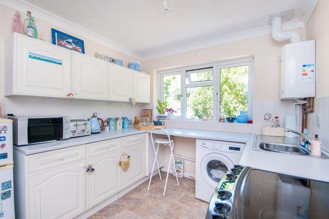 Kitchen of Downlands Way, East Dean, Eastbourne BN20