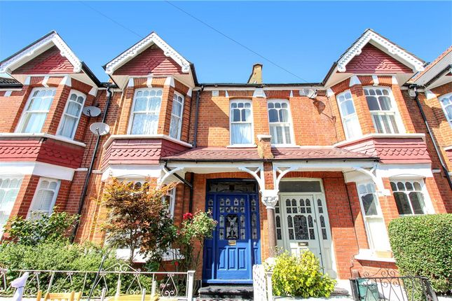 Thumbnail Terraced house to rent in Mount Road, Wimbledon Park