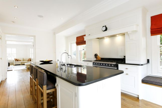 Thumbnail Detached house to rent in Bute Gardens, Sudbrook Lane, Richmond