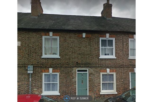 Thumbnail Terraced house to rent in Kirkgate, Thirsk