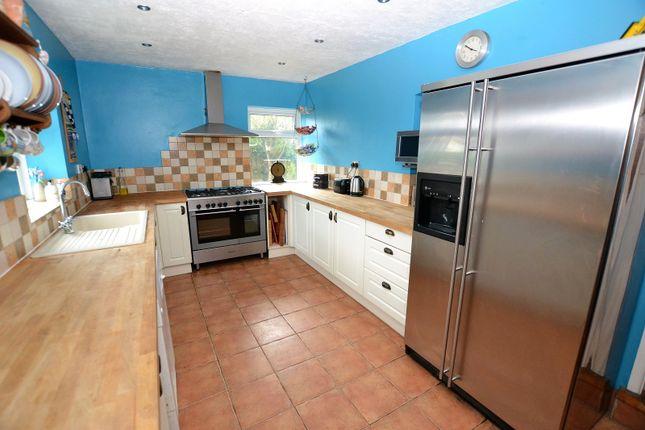 Detached house for sale in Station Road, Docking, King's Lynn, Norfolk.