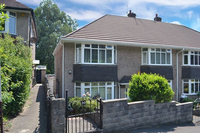 Thumbnail Maisonette for sale in Ffynone Drive, Swansea