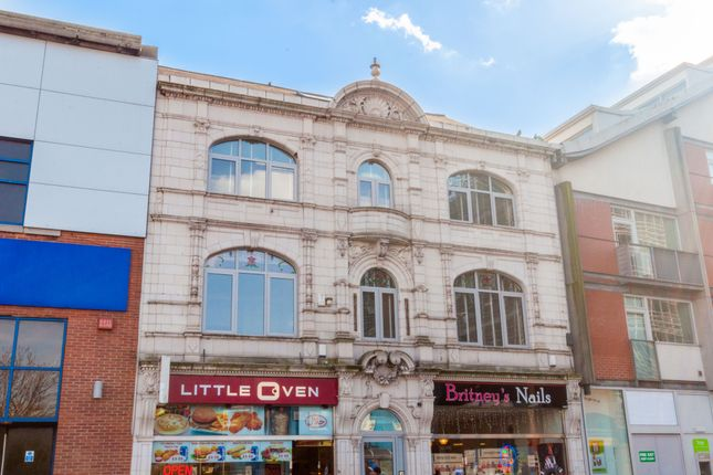 Thumbnail Flat for sale in New York Street, Leeds