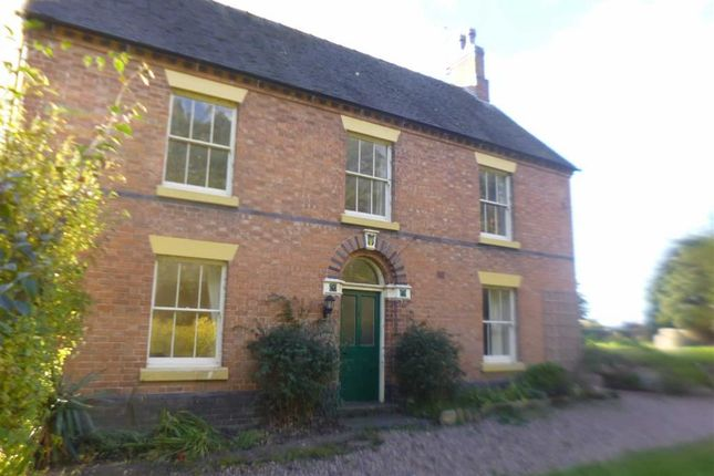 Thumbnail Detached house to rent in Ossmere Lane, Marbury, Whitchurch