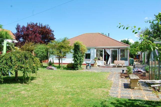Thumbnail Detached bungalow for sale in Highbridge Road, Burnham On Sea