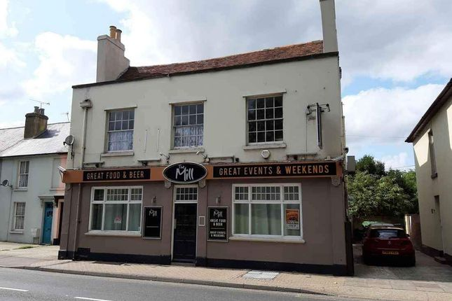 Thumbnail Pub/bar for sale in Sturry Road, Canterbury