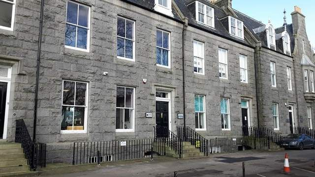 Office to let in Albyn Terrace, Aberdeen