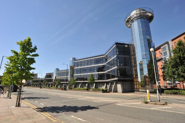 Thumbnail Office to let in City Road East, Manchester