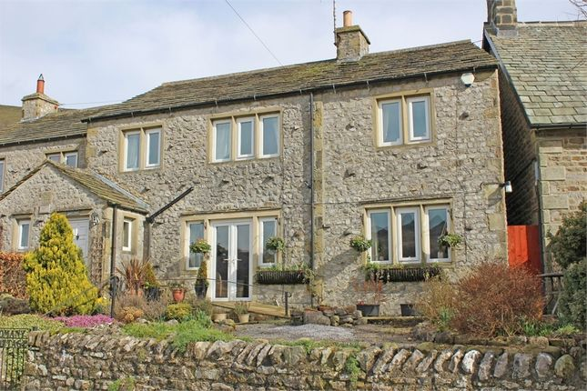 Thumbnail Semi-detached house for sale in Buckden, Buckden, Skipton, North Yorkshire