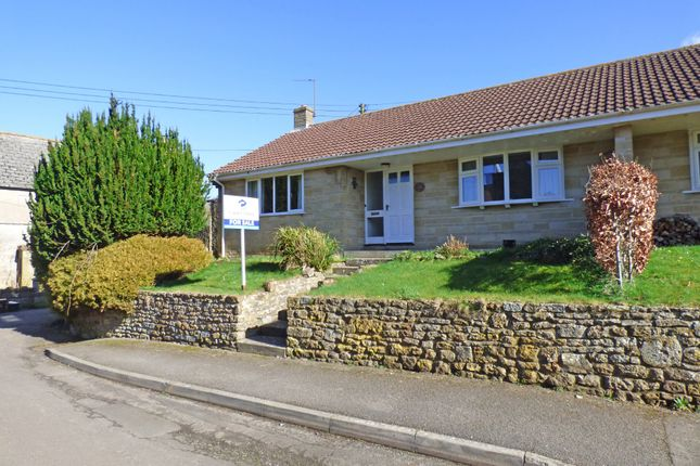 Thumbnail Semi-detached bungalow for sale in Cutty Lane, North Cadbury, Yeovil