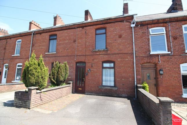 Thumbnail Terraced house to rent in Fisherwick Terrace, Doagh, Ballyclare