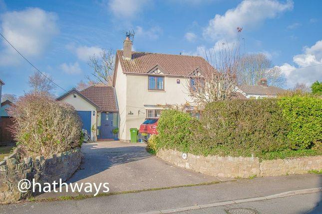 Thumbnail Detached house for sale in Lamb Lane, Ponthir, Newport