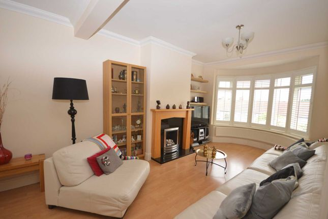 Thumbnail End terrace house for sale in Abbey Road, Belvedere
