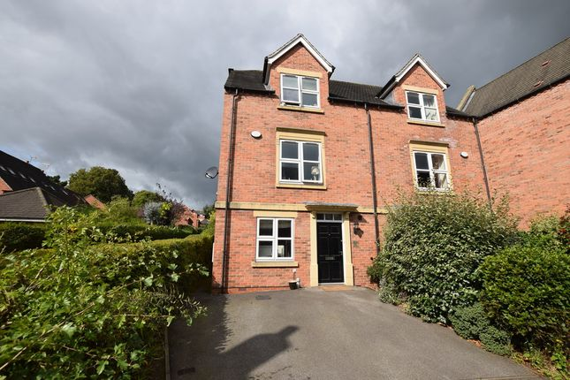 Thumbnail Semi-detached house for sale in Drum Close, Allestree, Derby