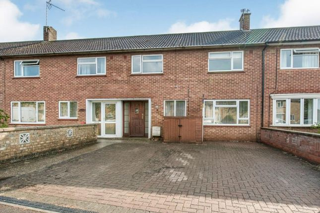 Thumbnail Terraced house for sale in Newmarket, Suffolk