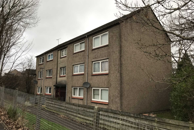 Thumbnail Flat to rent in Morven Drive, Linwood