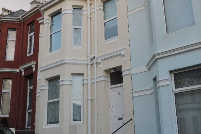 Thumbnail Property to rent in Durham Avenue, Plymouth