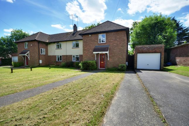 Thumbnail Semi-detached house to rent in Woodstock Drive, Ickenham
