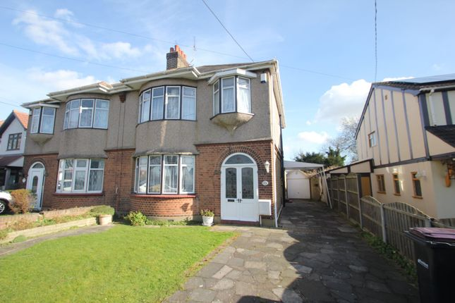 Thumbnail Semi-detached house for sale in Stambridge Road, Rochford