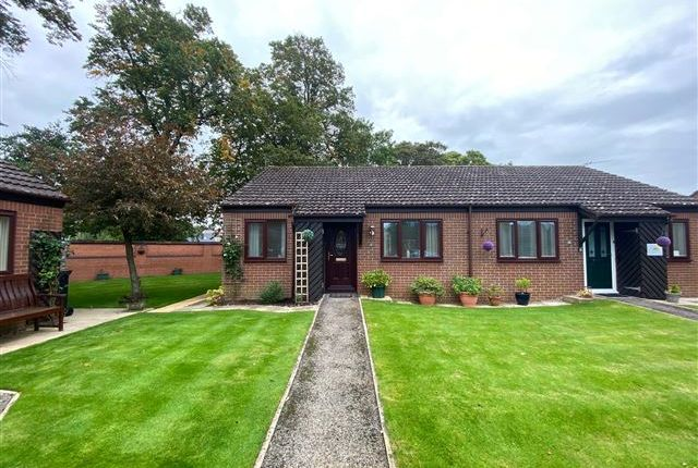 Thumbnail Bungalow for sale in Willow Park, Banks Lane, Carlisle, Cumbria