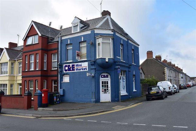 Thumbnail Retail premises to let in Great North Road, Milford Haven, Pembrokeshire