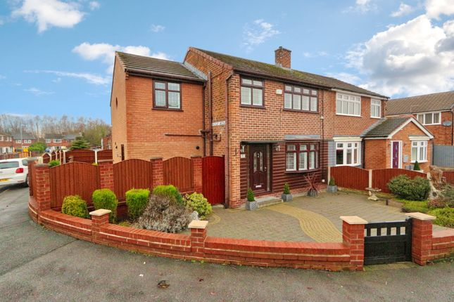 4 bed semi-detached house for sale in New Moss Road, Cadishead, Manchester M44
