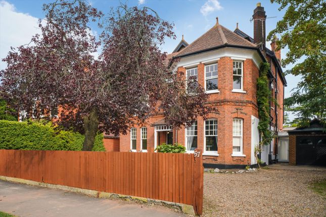Thumbnail Flat for sale in Wolsey Road, East Molesey, Surrey