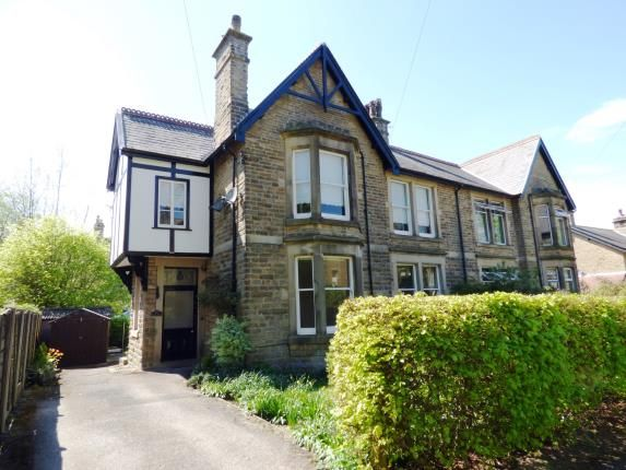 Thumbnail Semi-detached house for sale in Robertson Road, Buxton, Derbyshire