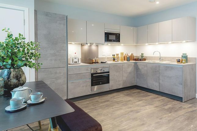 2 bedroom flat for sale in Elements, Alma Road, Ponders End