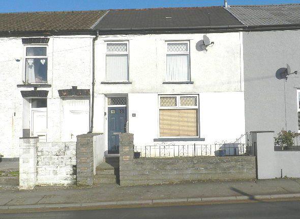 3 bed terraced house for sale in Brithweunydd Road, Trealaw, Rhondda CF40