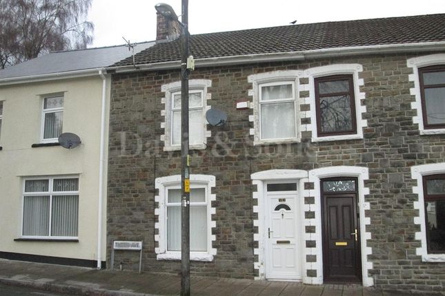 Thumbnail Terraced house for sale in Thorne Avenue, Newbridge, Newport.