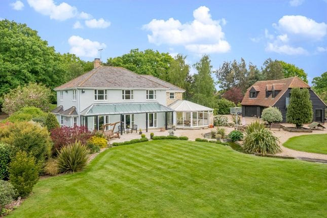 Thumbnail Detached house for sale in Copford, Colchester, Essex