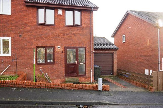 Thumbnail Semi-detached house to rent in Azalea Way, Newburn, Newcastle Upon Tyne
