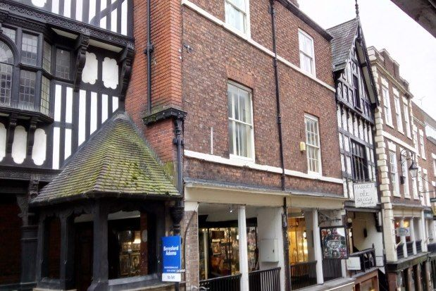1 bed flat to rent in 5-7 Watergate Row South, Chester CH1