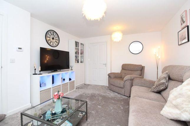 Lounge of Oxford Blue Way, Stewartby MK43