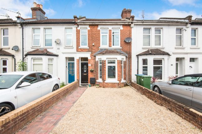Thumbnail Terraced house for sale in Paynes Road, Shirley, Southampton