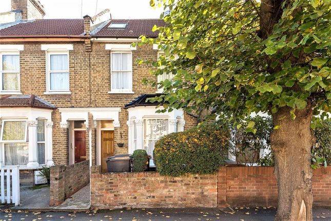 Thumbnail Terraced house for sale in Woodlands Road, London