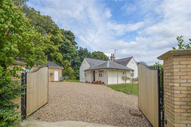 Thumbnail Detached house for sale in Barwick, Nr Ware, Herts